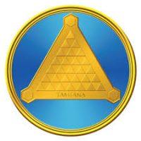 tameana, terapia vibracional con cuarzos,triángulo con cuarzos