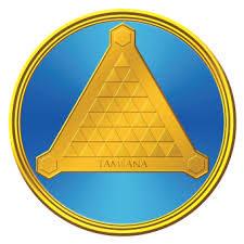 Tameana,triángulo con cuarzos